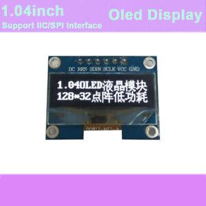 1-04inch-White-OLED-display-module-128-32-dot-Matrix-IIC-SPI-SSD1305-F-Arduino