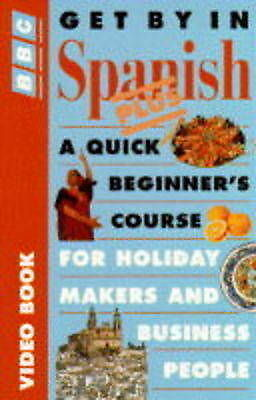 Get by in Spanish (Get by...series) by Freeland, Jane, Acceptable Book (Paperbac