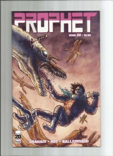 GRAHAM IMAGE 9.2 PROPHET #22 HIGH GRADE