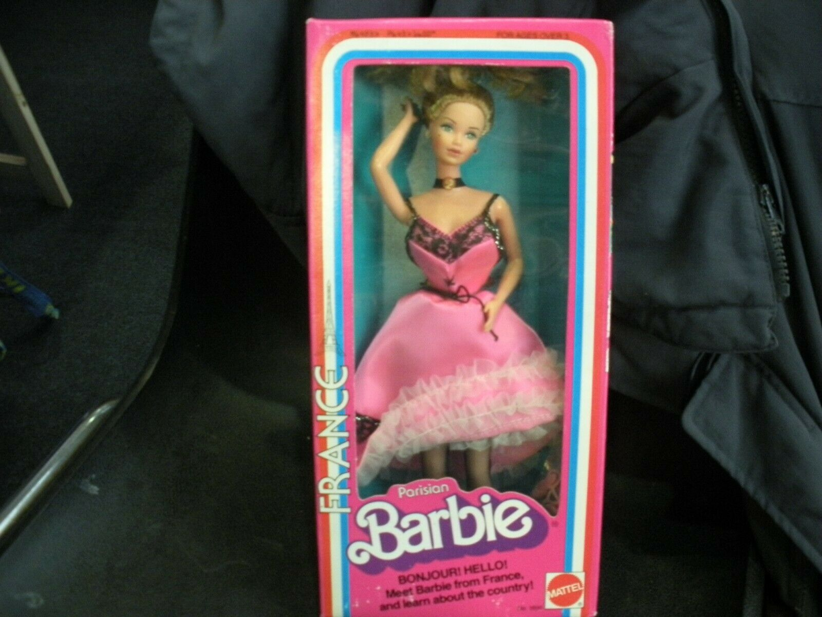 BARBIE  PARISIAN bambolaS OF THE WORLD 1^ SERIE 1979  1600 MISB PERFETTA  acquisti online