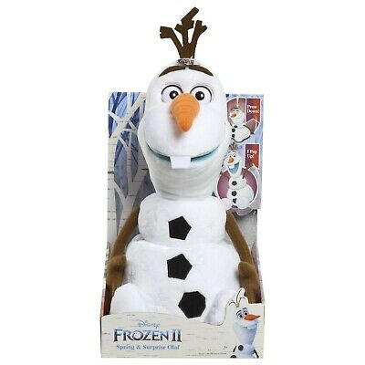 Disney Frozen 2 Olaf Spring & Surprise, Ages 3+ New In Box ...