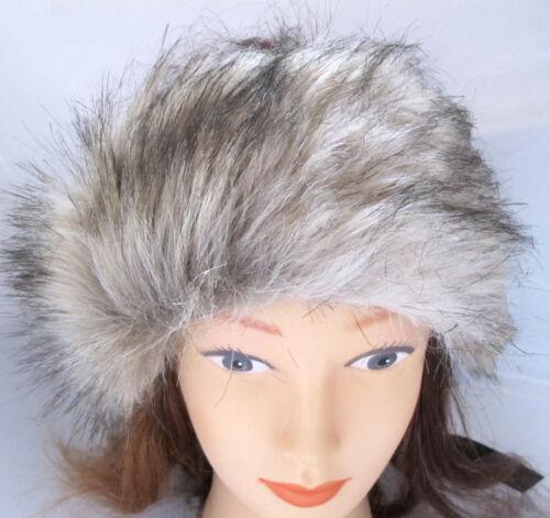 Fausse fourrure d/'hiver serre-tête oreille warmer taille unique