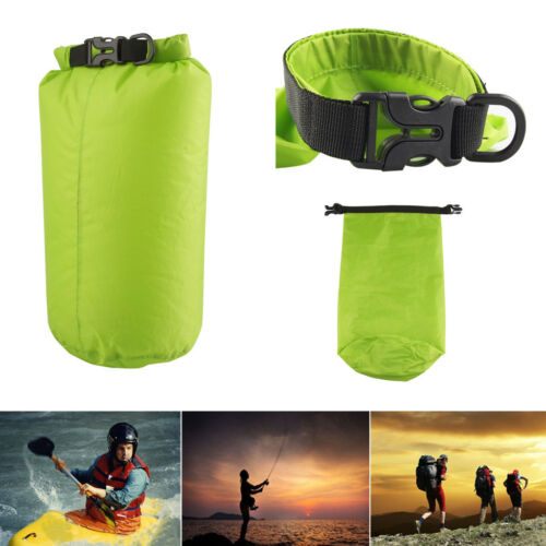 Portable Waterproof Dry Bag Canoe Floating Kayaking Easy Dry Sack Pouch 8L
