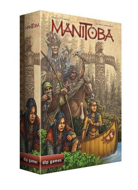 Manitoba - brettspiel - neuen - freien spiel bieten} - {