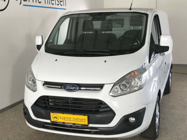 Ford Transit Custom 290L 2,0 TDCi 170 Limited aut. - billede 2