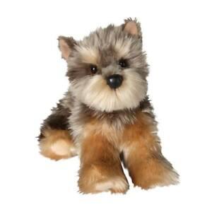 Yorkie Yorkshire Terrier HUND Plüschtier Stofftier Kuscheltier Plüsch L=36cm NEU