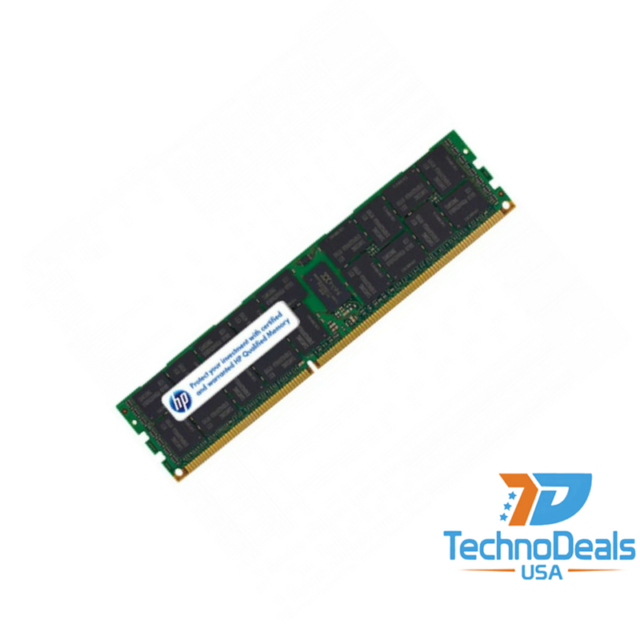 HP 708641-B21-X HP 16GB 2Rx4 PC3-14900R-13 Kit