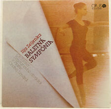 """I. ZELJANKA BALETNA SYMFONIA BALLET SYMPHONY PRAGUE ONDREJ LENARD 12"""" LP (c22)"""