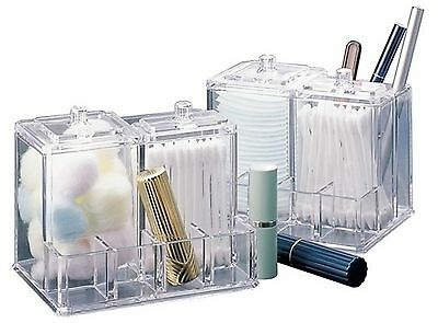 Cosmetics Organizer Makeup Organizer Lipstick Holder Acrylic Case Box Crystal