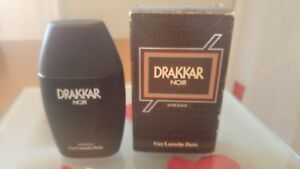 VINTAGE DRAKKAR NOIR AFTER SHAVE 100 ml . GUY LAROCHE. - España - VINTAGE DRAKKAR NOIR AFTER SHAVE 100 ml . GUY LAROCHE. - España