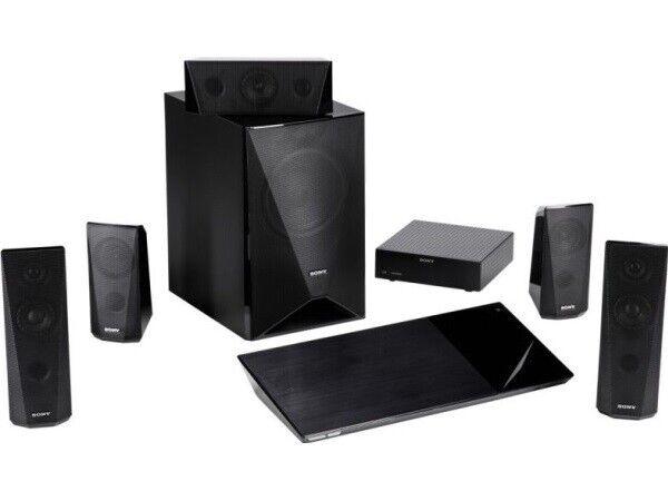 Sony, Bdv-n 5200w, 5.1 højttalersæt