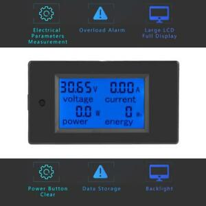 PEACEFAIR-PZEM-031-DC6-5-100V-portatif-Compteur-de-tension-numerique-LCD