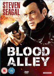 Blood-Alley-DVD-2012-Steven-Seagal-Rose-DIR-cert-tc-NEW-Amazing-Value