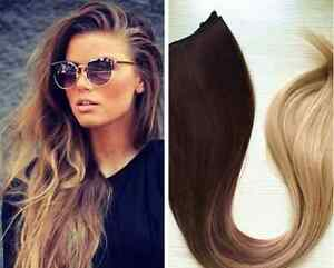 Image Is Loading All Style 24 Inches Clip In Ombre Hair