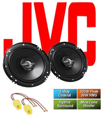 JVC Lautsprecher für LANCIA Y  1995-2003 Türen vorne 2-Wege Koax 300 Watt