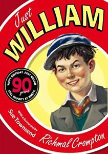Very-Good-0330507451-Paperback-Just-William-TV-tie-in-edition-90th-Annivesary
