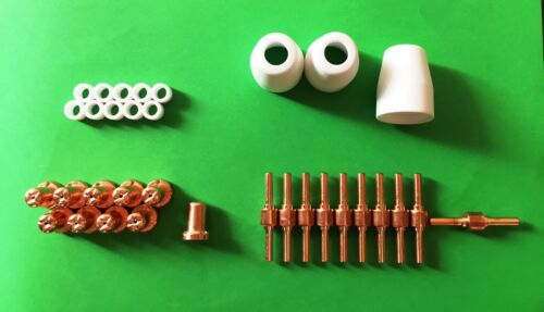 schweißen lang Plasmaschneider 33 Teile 50 Amp Set PT31 CUT 30 40 50 JG-40