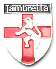 LAMBRETTA - PIN BADGE - SCOOTER SCOOTERIST BIKER   (NB-55)