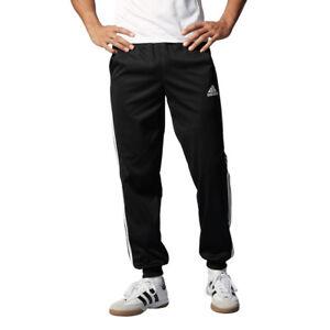 Details about adidas Tiro15 Sweat Pant Jogginghose schwarzweiß [M64069]