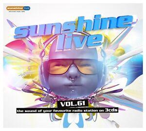 SUNSHINE-LIVE-61-BOXSET-3-CD-NEW