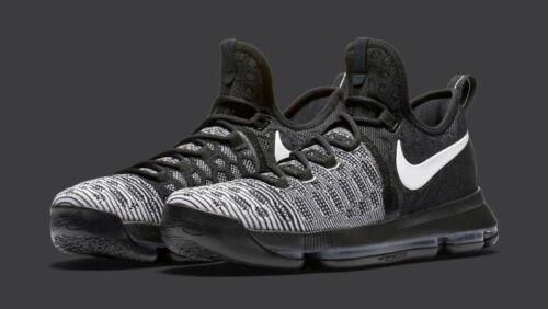 Mic Durant Black Zoom Drop Kd Zapatillas de Sz 010 843392 Oreo 886550815673 9 Nike White baloncesto HBWtxqH