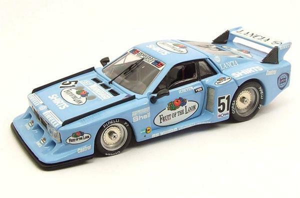 Best Models Lancia Beta  51 H. Heyer Winner DRM 1980 1 43 9420