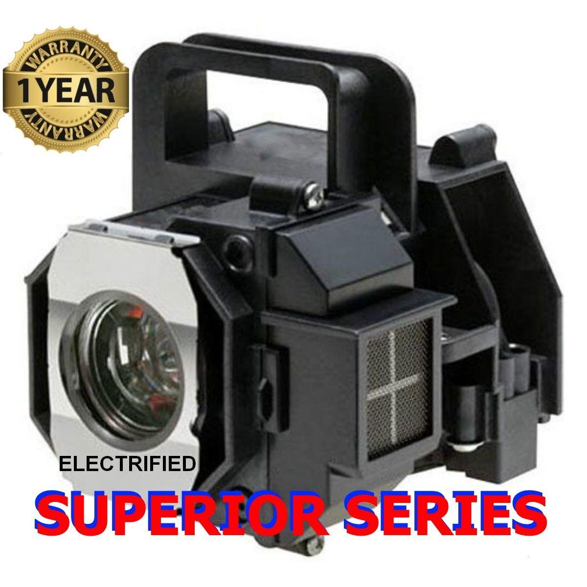 ELPLP49 V13H010L49 SUPERIOR SERIES -NEW & IMPROVED TECHNOLOGY FOR EPSON EHTW4500
