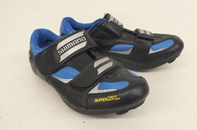 cd80ce357fa Shimano SPD SL SH-R 073B Road Bike Cycling Shoes US Men s 6 EU 39 ...