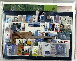 Sellos-de-Espana-2018-Ano-completo-Nuevos-en-perfecto-estado-stamps-Spain