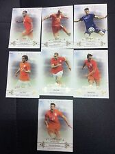 2015 Futera Unique Holland 7 Card Set Arjen Robben Sneijder Van Persie World Cup