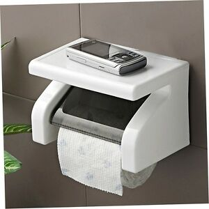 Wall-Mounted-Plastic-Waterproof-Toilet-Roll-Paper-Box-Holder-Bathroom-Tool-og