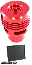 Vauxhall Astra Mk5 VXR Collins Red Dump Valve Kit and Pipercross Panel Filter