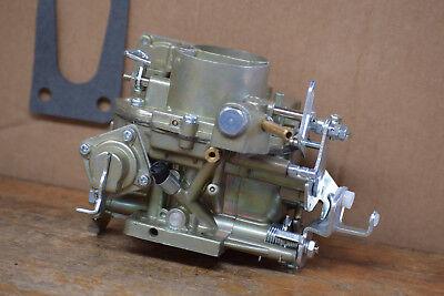 Carburatore Nuovo 26/35 Doppio Corpi Citroen 2cv 10220000 Lucentezza Luminosa