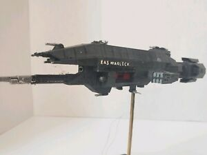Warlock Class Cruiser Babylon 5 Model