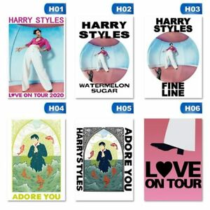 Harry Styles Fine Line Album Cover Poster British Singer Wall Art Print Decor Ebay