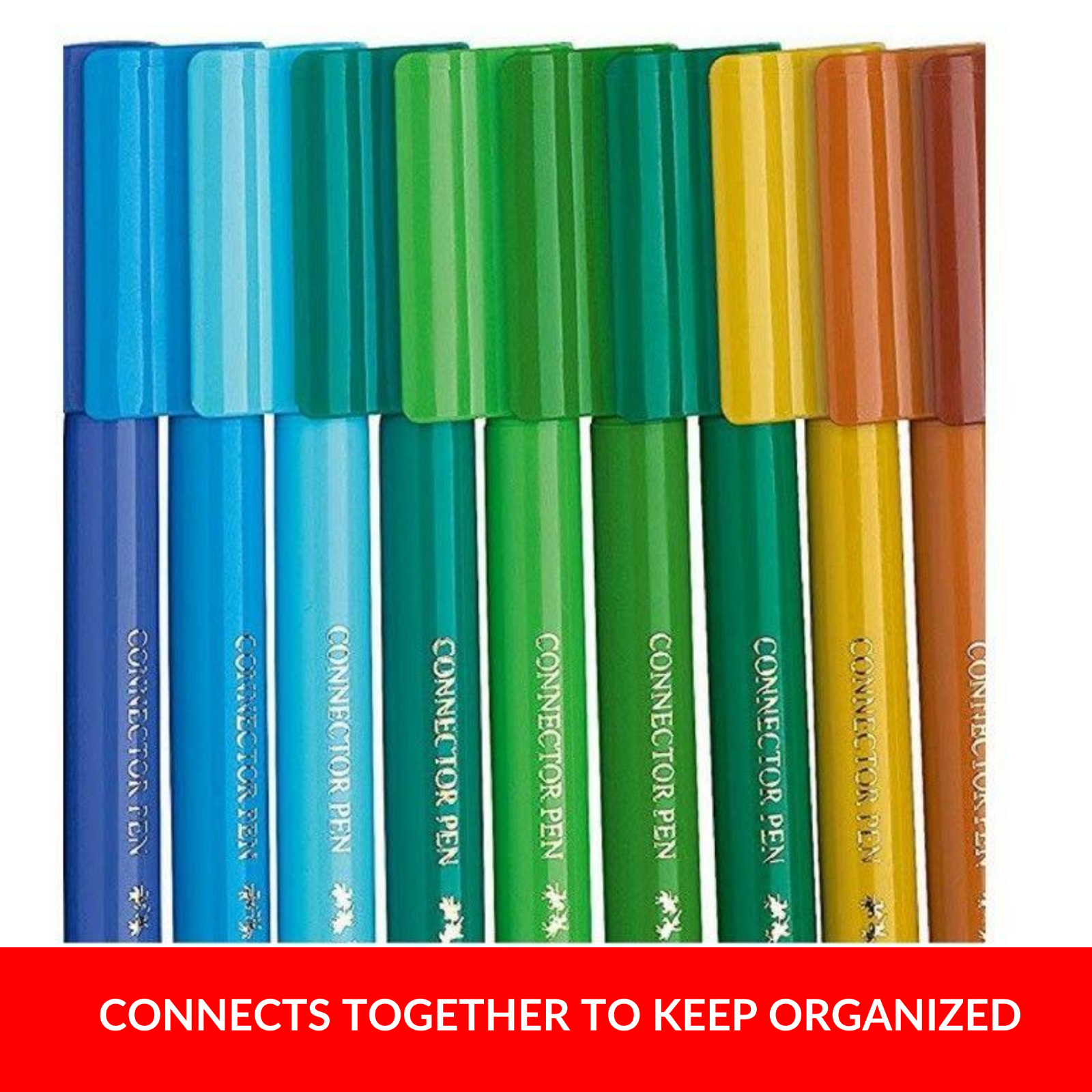 faber castell 48 colouring textas colors connector pens