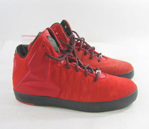 90c63d3a7523 Lebron 11 Nsw Lifestyle Red Black University Red 616766 600 Size 9 ...
