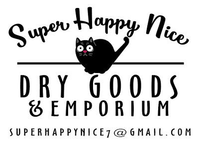 Super Happy Nice Dry Goods