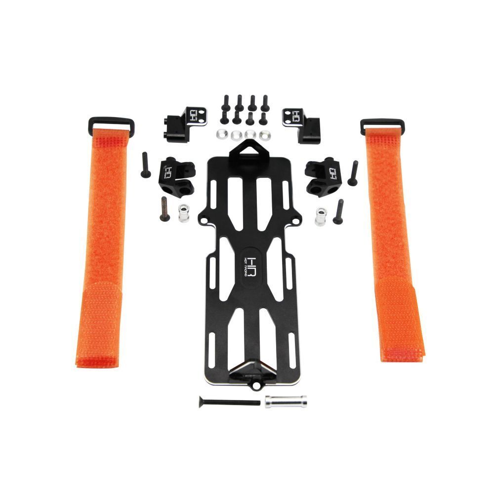 Hot Racing RXF100FM01 Forward Mounted Battery and Servo Kit Trx 4
