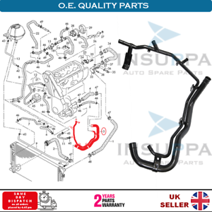 ENGINE-COOLANT-METAL-WATER-PIPE-FITS-VW-CRAFTER-2E-2F-2-5-TDI-06-13-076121065A