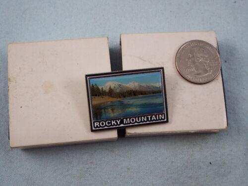 WILLABEE /& WARD NATIONAL PARK PIN ROCKY MOUNTAINS COLORADO