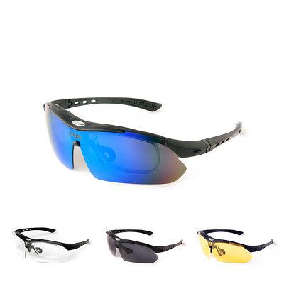 Kaga Aventador Prescription Sports Sunglasses Cycling Running Skiing