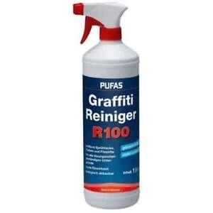 Pufas-Graffiti-Nettoyant-r100-1-L-Graffiti-bruits-farbentferner