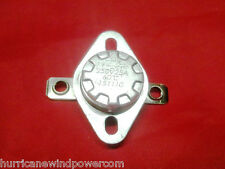 Thermostat Temperature Switch Bimetal Disc 140°F/60°C Normaly Closed N.C.