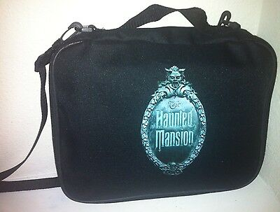 Pin Bag Haunted Mansion Logo Plaque