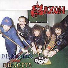 Saxon, Diamonds & Nuggets, Excellent Import