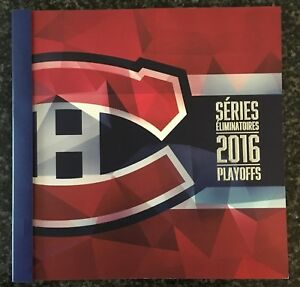2016-Montreal-Canadiens-Playoff-Ticket-Booklet-W-All-Tickets-NHL