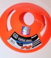 Franklin Mls Major League Soccer Pe Marker Discs 4- Pack / Orange