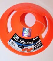 Franklin Mls Major League Soccer Pe Marker Discs 4- Pack / Orange