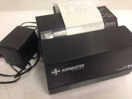 Addmaster IJ608012B Journal and validation Inkjet Printer USB